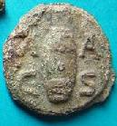 Obverse of piece on the right